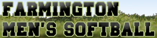 Farmington Men's Softball